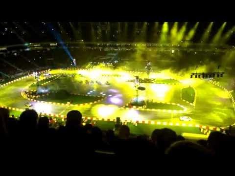 Wybór piękności Top Gear - Top Gear Live Poland 21.09.2013