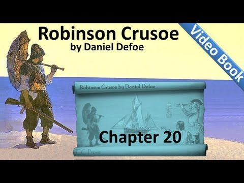 Chapter 20 - The Life and Adventures of Robinson Crusoe by Daniel Defoe - Fight Between Friday