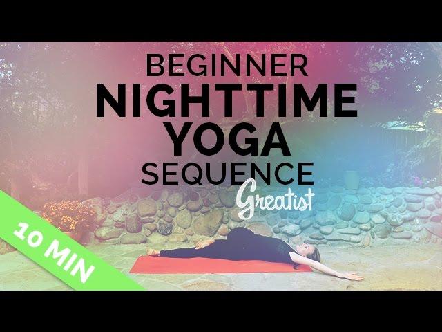 Nighttime Yoga Classes