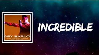 Gary Barlow - Incredible (Lyrics)