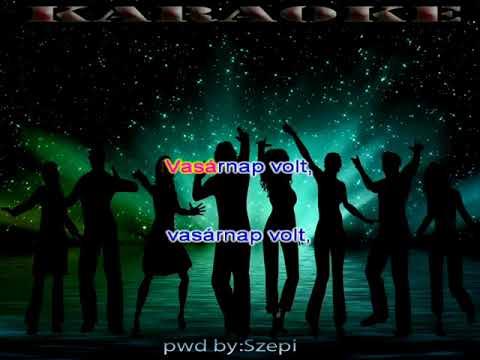 Máté Péter-Elmegyek--karaoke  pwd by Szepi