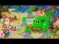 Мультик игра Angry Birds Epic 104 КРАКЕН мировой босс Опасность из пучины КРУТИЛКИНЫ mp3