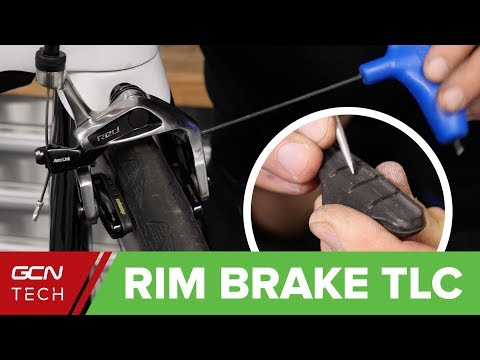 How To Care For Your Rim Brakes | Road Bike Maintenance