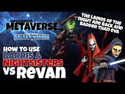 How to kill Revan with Nightsisters: Dathomirian dames squash the golden child