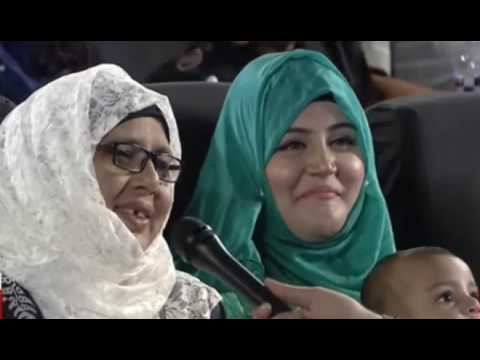 Sarfraz Ahmed Captain's Wife and family with Amir Liaqat
