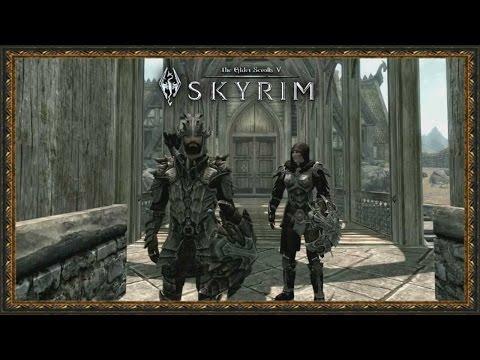 TES 5: Skyrim #Dragonborn - Заводим детей |