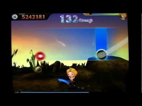 Theatrhythm Final Fantasy iOS iPad iPhone Gameplay Review - AppSpy.com