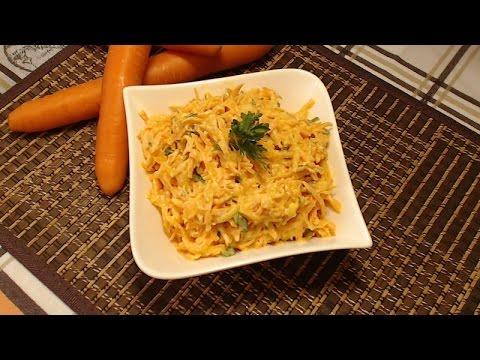 Download Marchew do Obiadu z Sosem Jogurtowym