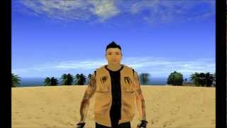 GTA SA * Good Charlotte Skins Download * Descarga