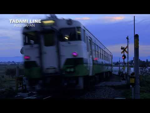 福島県がJR只見線沿線のインバウンド促進でプロモーション動画制作、公開