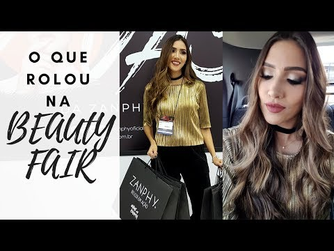 VLOG BEAUTY FAIR + SP | COOL MARINA