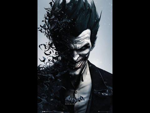 Прикольные (все) сцены Джокера (Batman: Arkham Origins)