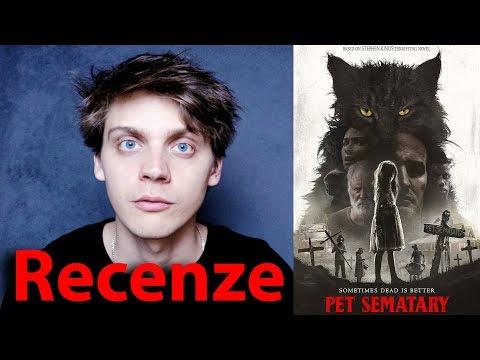 Řbitov zviřátek (2019) | Recenze | Kočičí horor!
