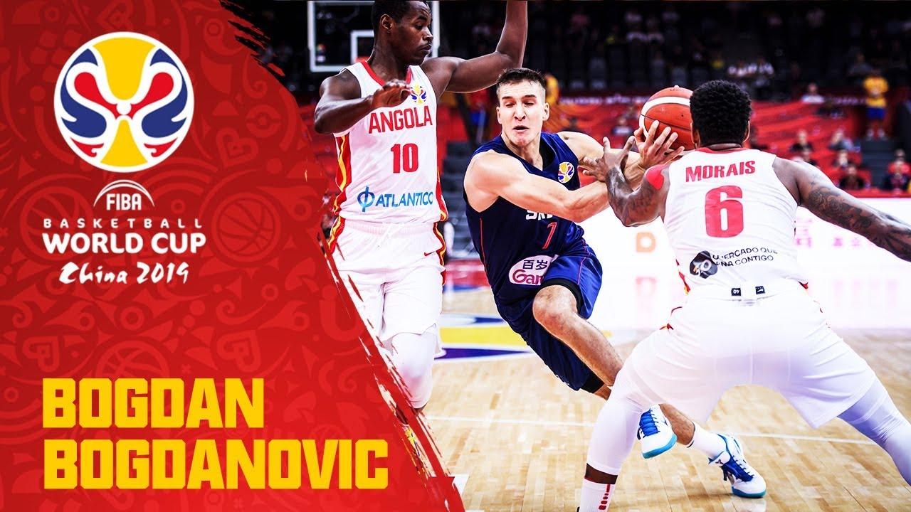 Bogdan Bogdanovi'in 24 sayılık müthiş performansı