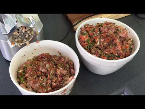 Making Food For My Fussy Dogs With The Luvele Meat Grinder