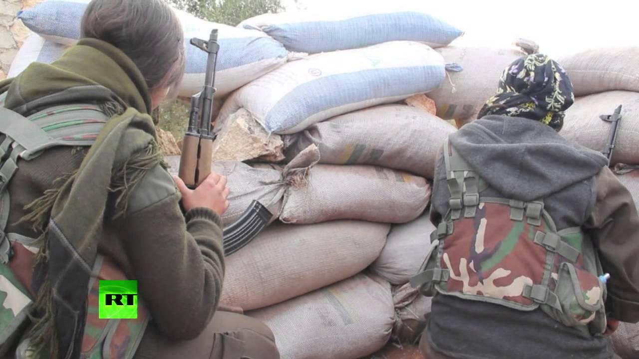 Сирийские курды намерены участвовать в «Женеве-2» как независимая сила