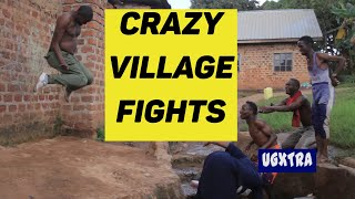 MC VAMPIRE,DORAH,JUNIOR USHER,MARTIN& MC LOUD SPEAKER in VILLAGE FIGHTS  New Ugandan Comedy 2018 HD