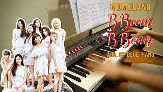 MOMOLAND (모모랜드) - BBoom BBoom (뿜뿜), arr. by Blue Piano, piano cover