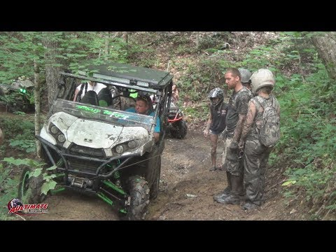EDGE OF THE MOUTNAIN? HANG ON! OUTLAW TRAILS WV PT 9