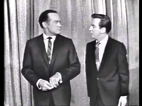 Bobby Darin and Bob Hope 1