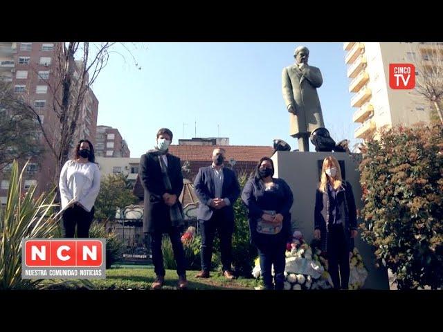 CINCO TV - Juan Andreotti homenajeó a los docentes sanfernandinos en el Día del Maestro