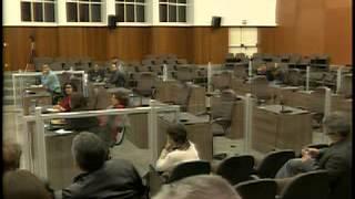 Audiência Pública - Meio Ambiente 29/05/2014