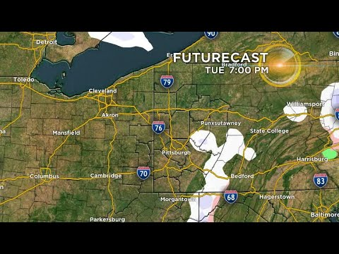 Reporter Update: Latest Afternoon Weather Update From Jeff Verszyla