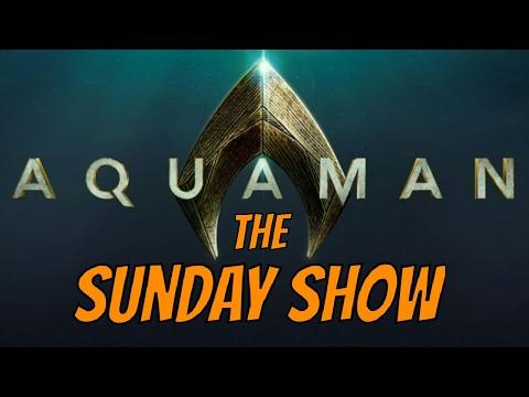 AQUAMAN movie news DC roundup