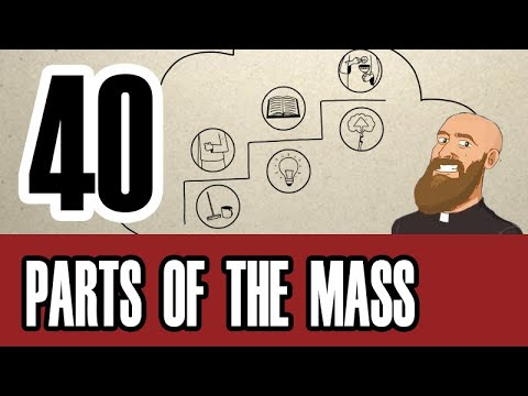 3MC - Episode 40 - What are the parts of the Mass?