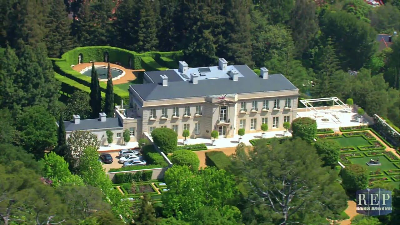 Most expensive homes in the world pilot youtube for Most expensive house in us
