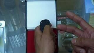 Spy Camera Car KeyChain DVR (How to Use)