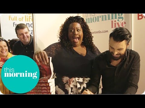 Alison Hammond Causes Chaos at Rylan's Book Signing! | This Morning
