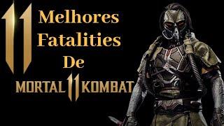 11 Melhores Fatalities de Mortal Kombat 11 | Marko Kombat