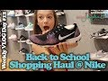 Back to School Shopping Haul with Nike! Weekly Vlog Day 12