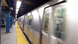 A Train - Brooklyn to Manhattan