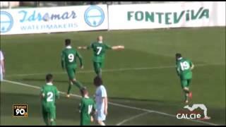 Viareggio-Vald.Montecatini 2-1 Serie D Girone E