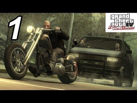 O.B.Z.O.R. - обзор игр от канала VLADBLOGGRAF (GTA 4 - Liberty city)