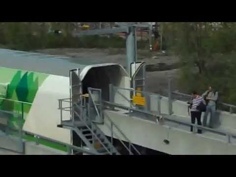 Pasilan autoasema  | Pasila car carrier station, Helsinki, Finland