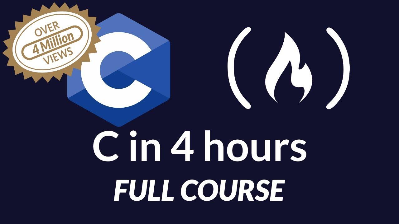 C Programming Tutorial for Beginners