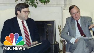 Who Is President Donald Trump's Attorney General Nominee William Barr? | NBC News