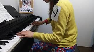 ピアノ映え?する素朴なイントロですねぇ。