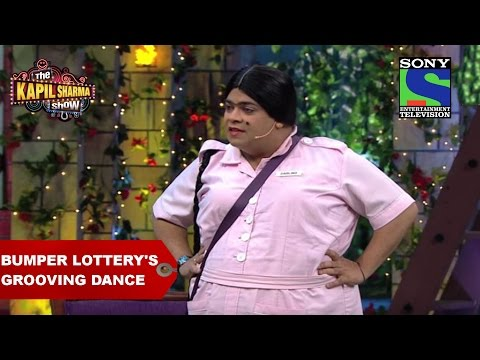 Bumper Lottery's Grooving Dance - The Kapil Sharma Show