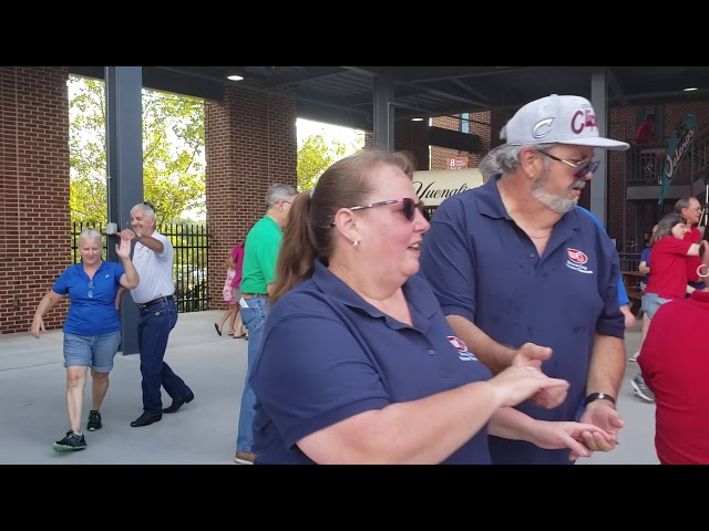 Columbus Clippers Dance -- 8/19/2019 -- 04 -- Jason Raleigh -- Upon A Summer's Eve