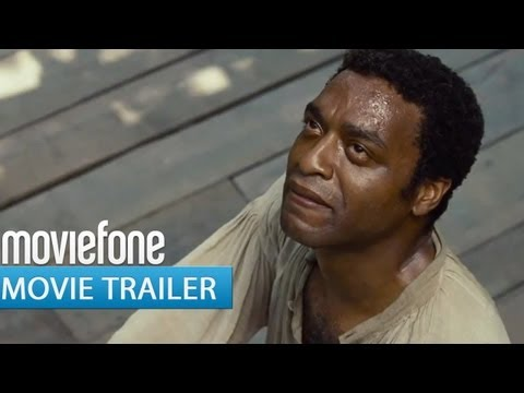 '12 Years a Slave' Trailer (2013): Chiwetel Ejiofor, Michael Fassbender