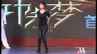 The Karate Kid 2011 Wenwen Han ' Meiying ' live dance.mp4