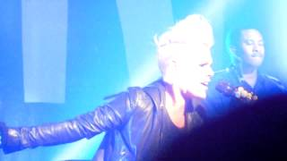 How Come You're Not Here - Pink Live at The Forum Melbourne 04/10/12
