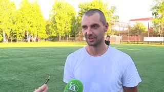 Новичок ХК «Рубин» Дмитрий Лютов - о переезде в Тюмень, знакомых игроках и первой тренировке
