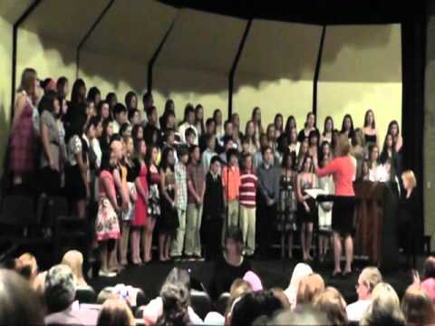 Inver Grove Heights Middle School Choir Concert May 12th, 2011
