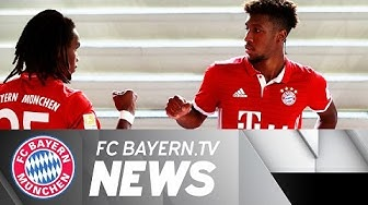 FCB signs Kingsley Coman