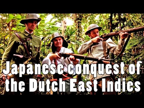 The Japanese Conquest of the Dutch East Indies (1942)